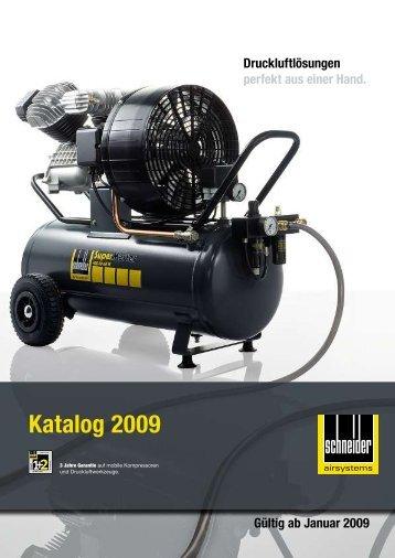 Katalog 2009 - Schneider-Airsystems
