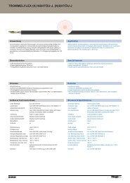 trommelflex (k) - TKD KABEL GmbH
