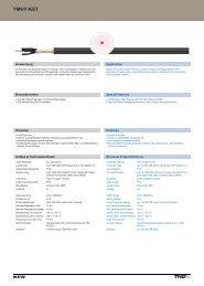 YMHY-KST YMHY-KST - TKD KABEL GmbH