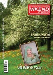 Maj 2005 - Vikend Magazin