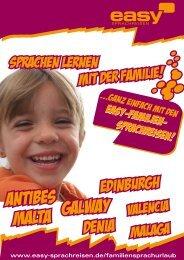 sprachreisen! easy-familien - easy Sprachreisen