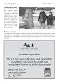POSITION REPORT No. 200 - AOPA Switzerland - Seite 2