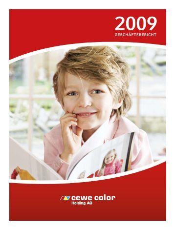 pdf herunterladen investor relations cewe color - Cewe Color