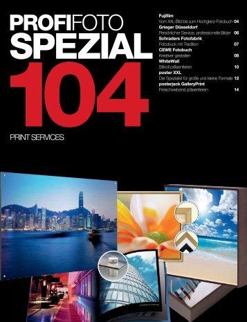 PF Spezial 104 - Profifoto