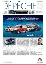 Dépêche 4. Quartal 2012 [PDF] - Citroën