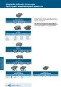 Ersatzteile für (Hebel-) Schwenkmontagen - EAW - Seite 2
