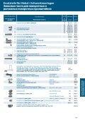 Ersatzteile für (Hebel-) Schwenkmontagen - EAW - Seite 3