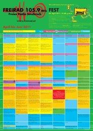 FEST 29. April 2011, 21:00, pmk - Freirad