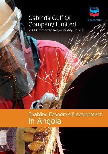 Cabinda Gulf Oil Company Limited - Chevron