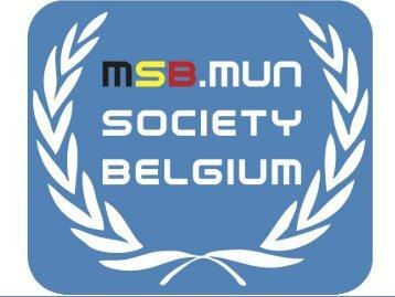 Presentation - MUN Society Belgium