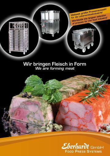 Press-Systeme - Eberhardt GmbH