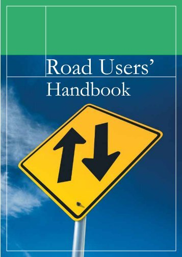 Road Users Handbook – English - RTA - NSW Government