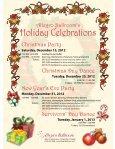 November/December 2012 Newsletter - Allegro Ballroom - Page 3