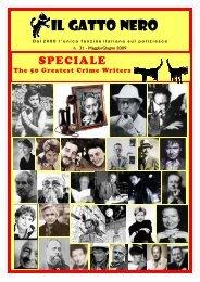 n. 31 Maggio 2009 - Il Gatto Nero