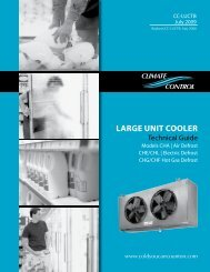 large unit cooler - Fox Appliance Parts of Macon, Inc.