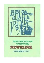 November - ADVENT SUNDAY - St Faith's home page