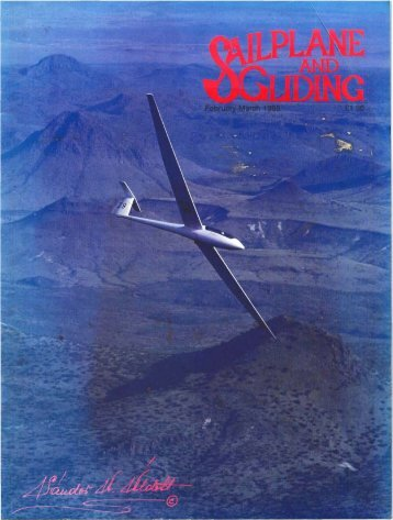 Volume 36 No 1 Feb-Mar 1985.pdf - Lakes Gliding Club