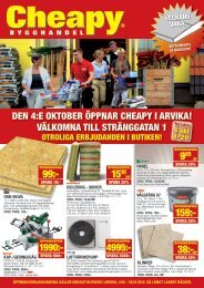bygghandel - Cheapy