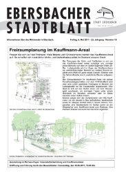 Stadt Ebersbach an der Fils