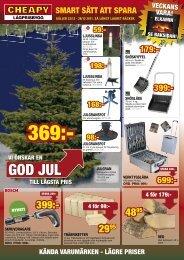 GOD JUL - Cheapy