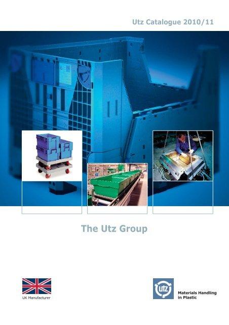 Materials Handling in Plastic | The Utz Group - Georg Utz AG
