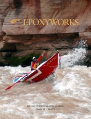 Historic Wooden Dories in the Grand Canyon - ATL Composites