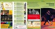 KULTURkalender Eberswalde Juni 2012 - Stadt Eberswalde