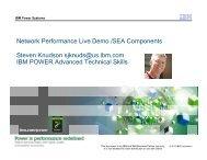 Network Performance - IBM