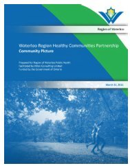 Simcoe Muskoka Healthy Communities Partnership - Public Health