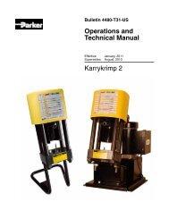 "Torqmotorâ""¢ Service Procedure - Parker Hannifin - Solutions"