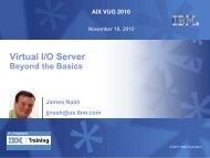 Virtual I/O Server - IBM