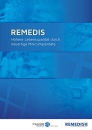 Projektbereich A - REMEDIS - Universität Rostock