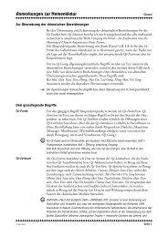 Anmerkungen zur Nomenklatur - Dao Qi Gong