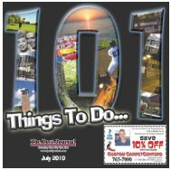 101 Things To Do 2010 - Post-Journal
