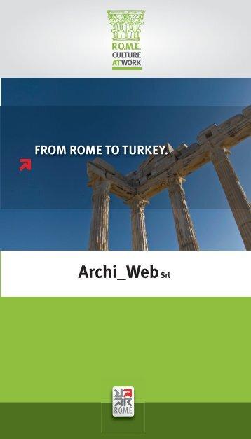 Archi Web - Consorzio Rome