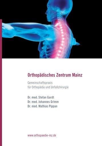 Orthopädisches Zentrum Mainz
