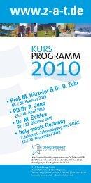Dr. M. Schlee - ZaT Fortbildungs-GmbH