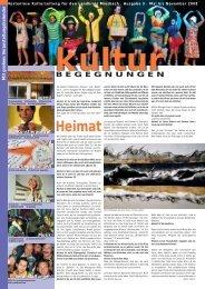 info - Kulturvision
