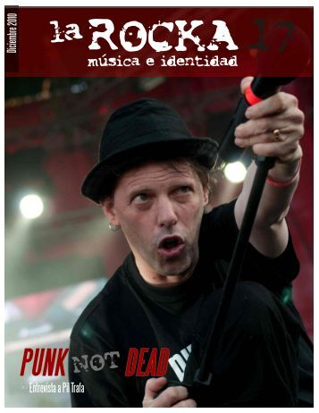 PUNK - Revista La Rocka