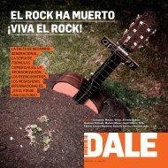 EL ROCK HA MUERTO ¡VIVA EL ROCK! - Revista Dale