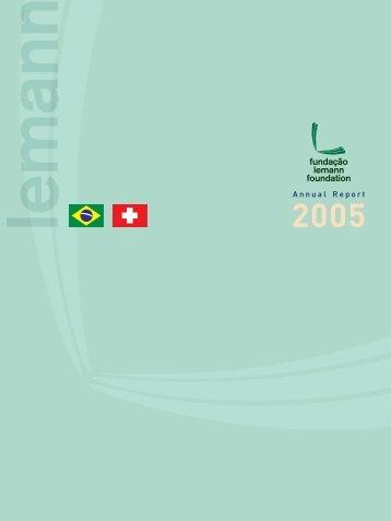 lemann 2005 20 02 ingles - Fundação Lemann