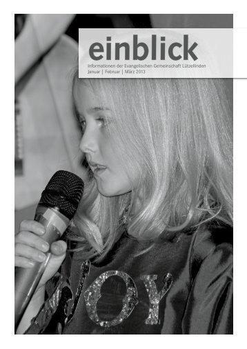 einblick - gemeinschaft-luetzellinden.de