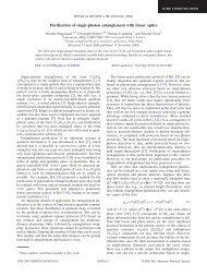 Purification of single-photon entanglement with linear optics