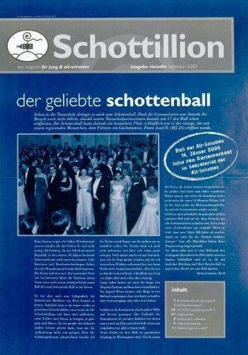 Rb.b.Verlagspostamt 1010 Wien, GZ 02Z031 332 - Alt-Schotten