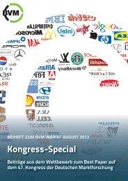 special - Berufsverband Deutscher Markt
