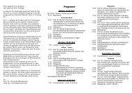 Programm Freising 2012 - Katholische Theologie