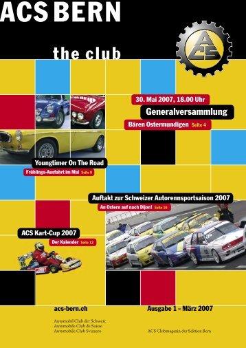 Emil Frey AG, Autocenter Bern - ACS Automobil-Club der Schweiz