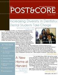 Harvard Chapter - American Student Dental Association