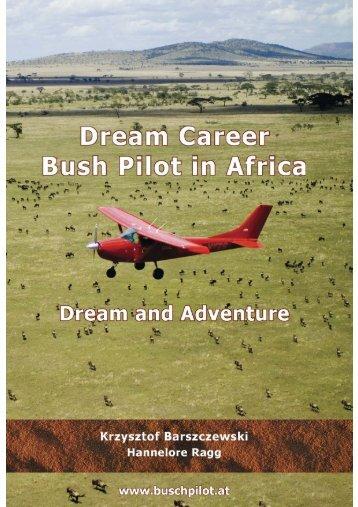 Dream Career Bush Pilot in Africa