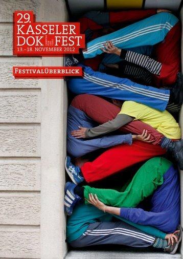Festivalüberblick - Kasseler Dokumentarfilm- und Videofest